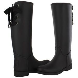 NEW Coach Tristee Rain boots
